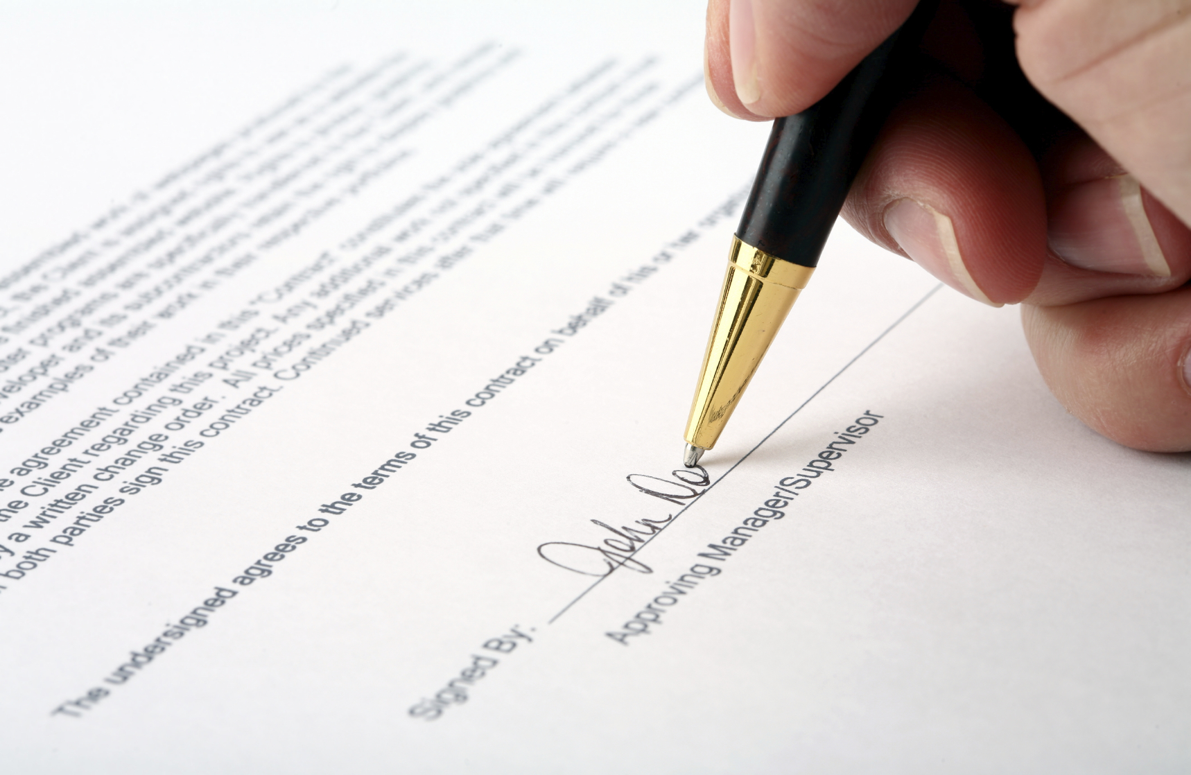 Notarized statement enough for child support? - Divorce Lawyer Clinton Twp